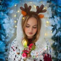 Моя ёлочка :: Екатерина Краснова