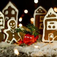 Имбирное печенье :: Юлия
