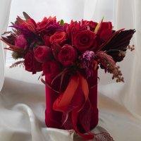С рубиновой свадьбы.. :: Леонид