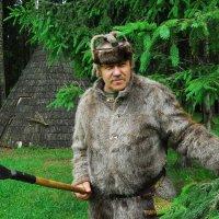 Когда то охотились так :: Kostas Slivskis