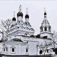 Храм преп. Сергия Радонежского в селе Комягино :: Евгений Кочуров