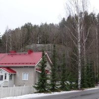 Дом под горой :: Sabina