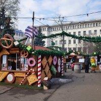 Болгария, София перед Рождеством :: Alm Lana
