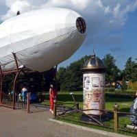 В парке аттракционов Диво-остров (Санкт-Петербург) :: Ольга И