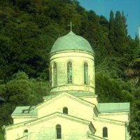 старый храм :: ольга хакимова