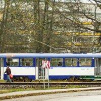 Старый трамвай :: Inga Catlaka