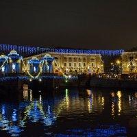 Мост Им. Ломоносова :: Валентина Папилова