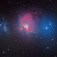 Туманность М42 в Орионе :: Сергей Волков