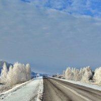 Зимняя дорога :: Владимир