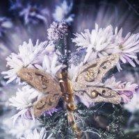 Золотая стрекоза :: Екатерина Рябинина