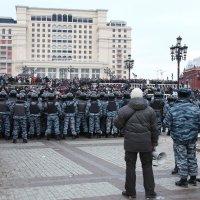 Протест... :: Александр Сергеевич Антонов