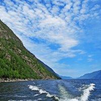 Телецкое озеро :: Николай Семин