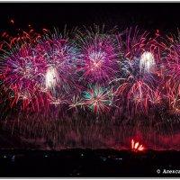 фестиваль фейерверков в Ессентуках :: Александр Богатырёв
