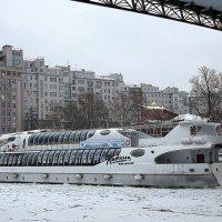 белый пароход :: Олег Лукьянов