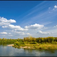 Река Уфимка :: Алексей Патлах
