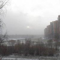 Первый снегопад :: Регина Пупач