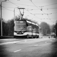 Новый трамвай :: Inga Catlaka