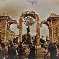 День города Москвы :: Дмитрий Никитин