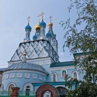 Никольский храм. Саракташ. Оренбургская область :: MILAV V