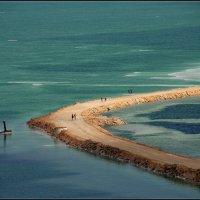 На Мертвом море. :: Leonid Korenfeld