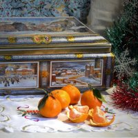 Новогодний сундучок :: Нина Синица