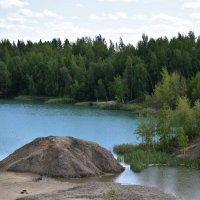 Голубые озера :: Александр Терехов