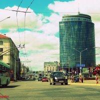 Столица Республики Беларусь :: Сашко Губаревич