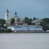 Волга :: Виктор Новиков