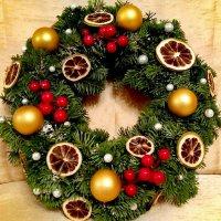Новогоднее украшение :: марина ковшова
