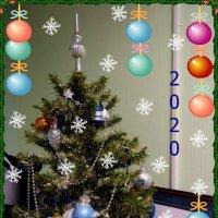 С наступающим Новым Годом! :: Самохвалова Зинаида