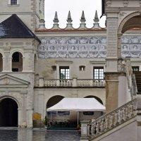 Архитектура замка Красицких :: Татьяна Ларионова