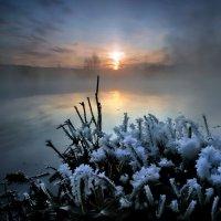 Рассвет поздней осени...3. :: Андрей Войцехов