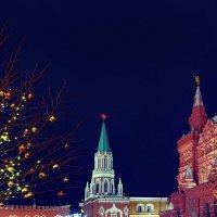 С Наступающим Новым 2020 годом вас, Друзья! :: Николай Ярёменко