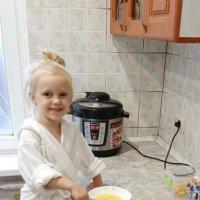 Учимся готовить с детства))) :: Олег Каплун