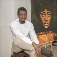 Тайо-художник из Нигерии :: Алексей Патлах