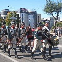 Вот солдаты идут! :: Рита Куприянова