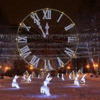 Без пяти минут в сказке... :: Юрий Моченов