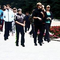 На прогулке 1 :: Рита Куприянова