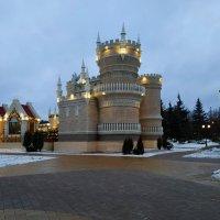 Последний вечер уходящего года. С Новым годом, друзья! :: Андрей Лукьянов