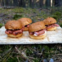 Лесные гамбургеры :: Татьяна Мирохина
