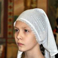 Прихожаночка .... :: Юрий Моченов