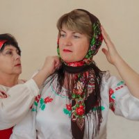 Сваты едут! :: Надежда Парфенова
