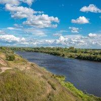 Река Волхов. :: Николай