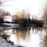 Время года - зима... :: Wirkki Millson