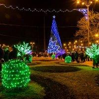 Новогодний Донецк :: валерий