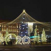 Путешествие в Рождество 2020... На Лубянской... :: Наташа *****