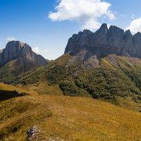 Гора Ачешбок. :: Владимир Востриков