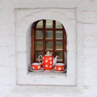 Приглашение к чаепитию! :: Люба