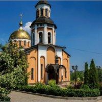 Свято-Алексиевский женский монастырь... Саратов. :: Anatol L