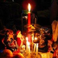 С Рождеством! :: Самохвалова Зинаида